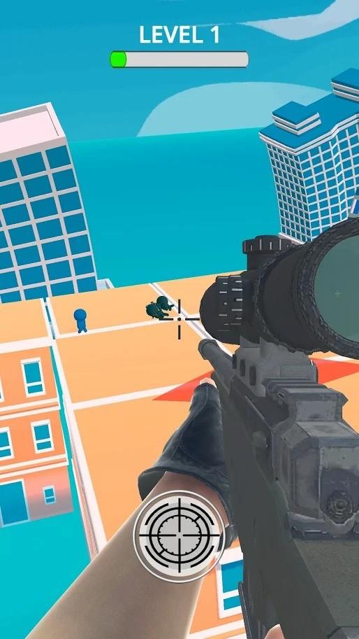 直升机狙击射手截图