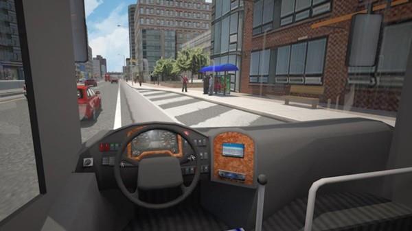 真实巴士驾驶模拟器截图