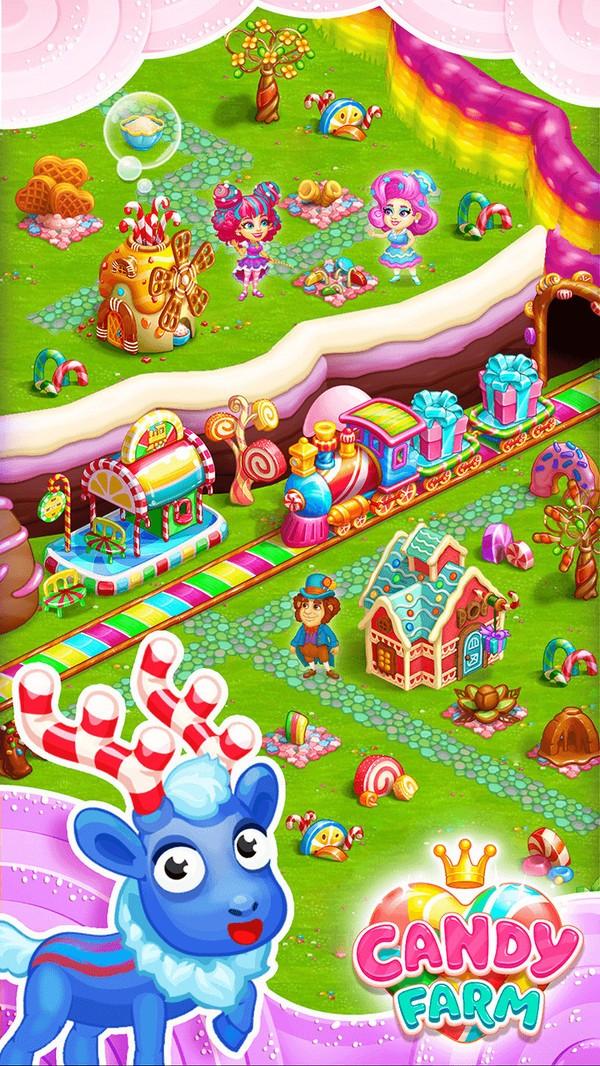 糖果农场截图