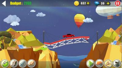 真实桥梁建设模拟截图