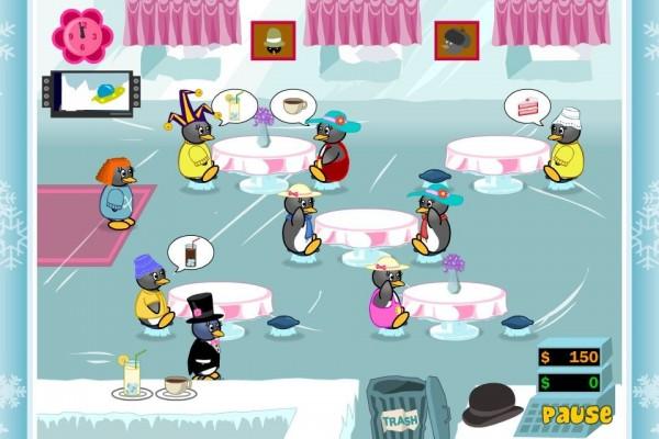 企鹅晚餐2截图
