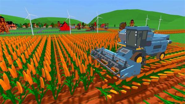 虚拟农业模拟器截图