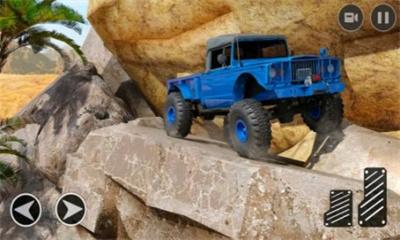 沙漠越野车截图
