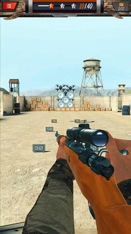 神枪手训练营截图