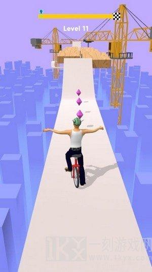 单向自行车