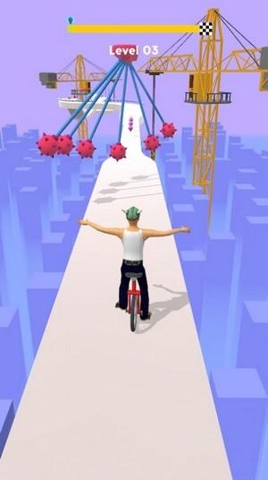 单向自行车截图