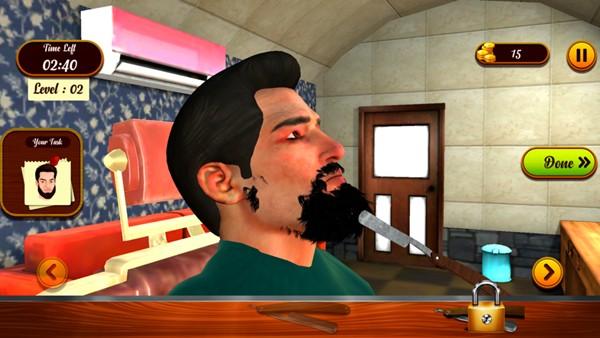 虚拟理发师生活模拟器