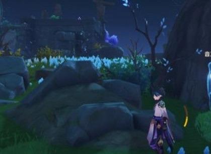 原神宇奈的委托任务完成攻略技巧展示 阿部采蘑菇任务完成攻略