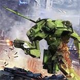 机器人格斗战