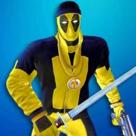 超级英雄忍者绳战